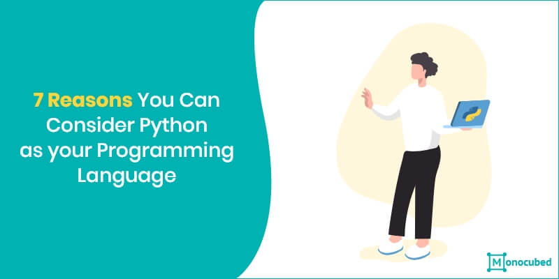 7 Reasons Why You Consider Python as Your Programming Language
