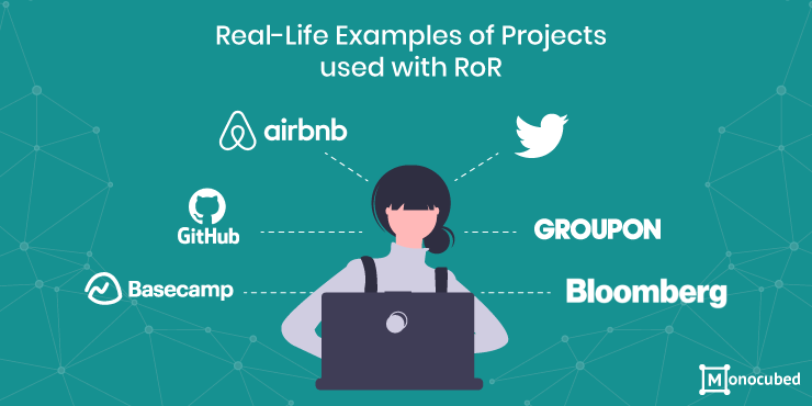 real-life examples of using RoR