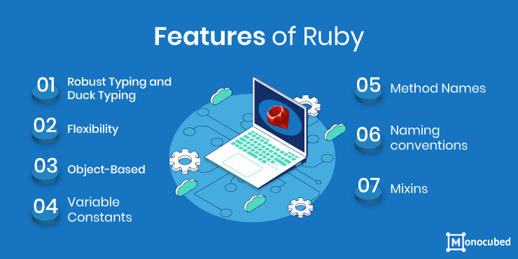 Features of Ruby