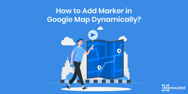 how to add marker in google maps?