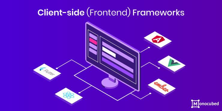 Client side (Frontend) Frameworks