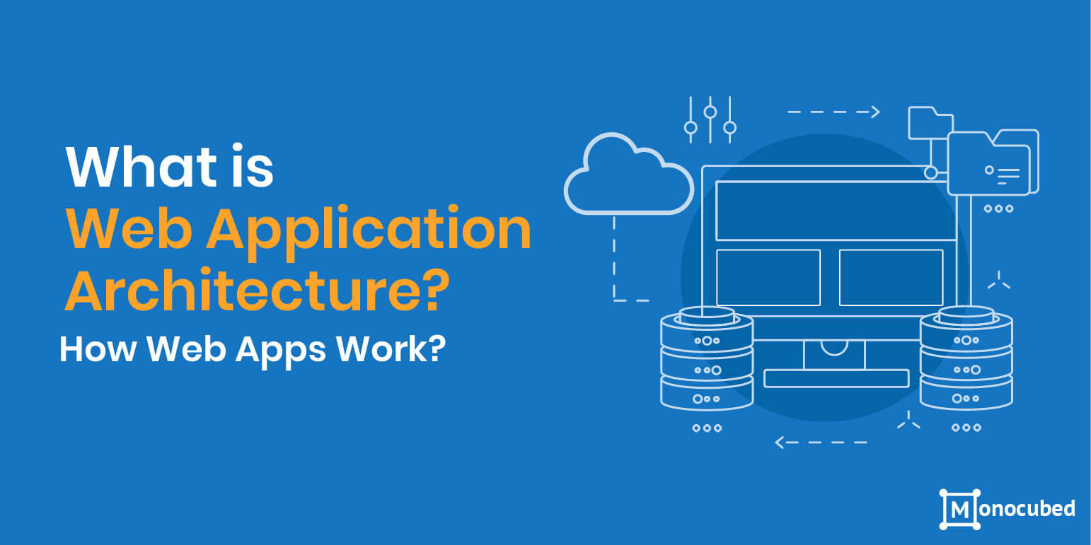 What is Web Application Architecture? How it Works?