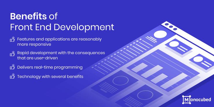 benefits of front-end Frameworks