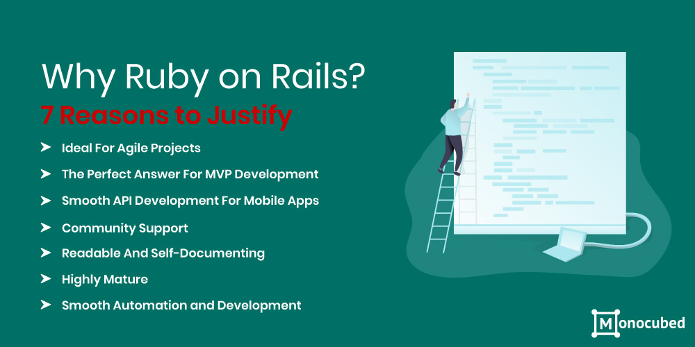 Why Ruby on Rails? 7 Reasons to Justify