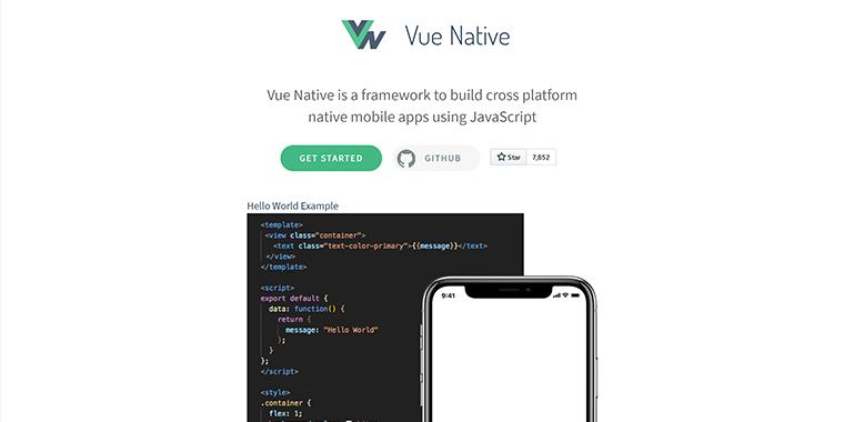Vue-Native