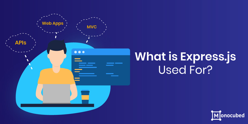 what is express.js used for?