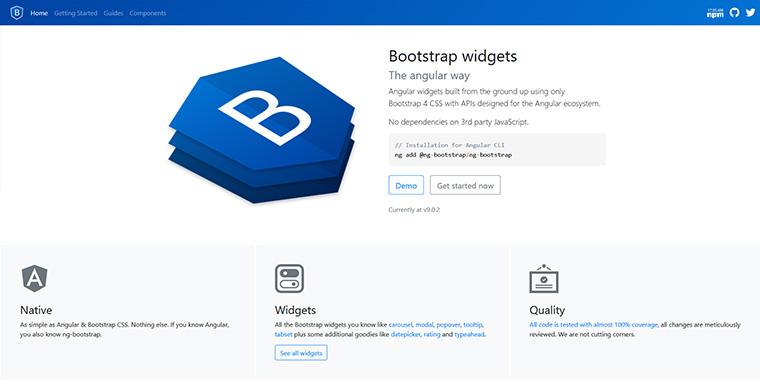 NG-Bootstrap