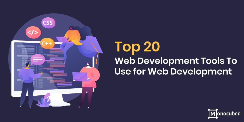 Top 20 Web Development Tools