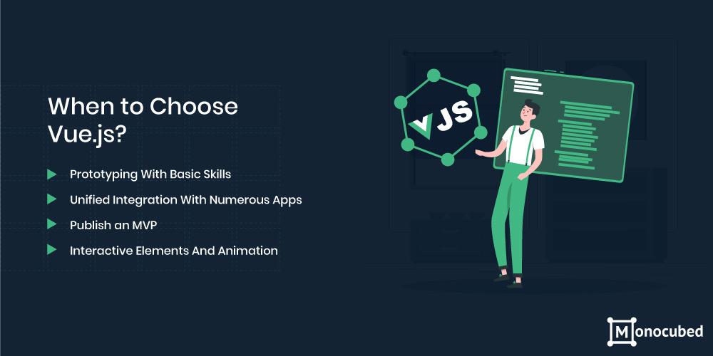When to Choose Vue.js?