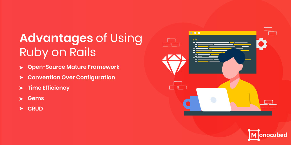 advantages of ruby on rails