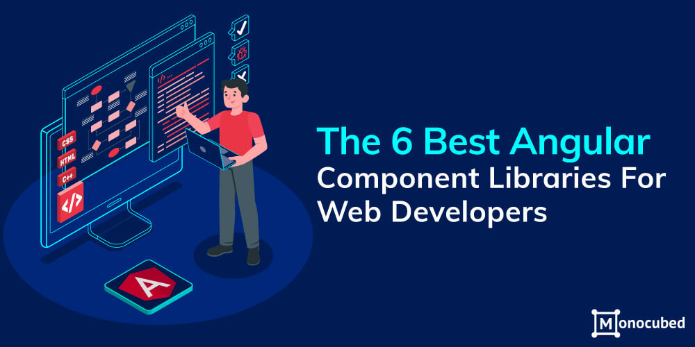 best angular component libraries