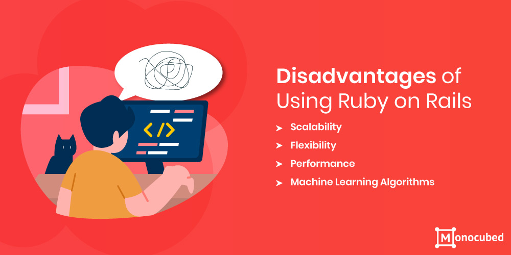 disadvantages of ruby on rails