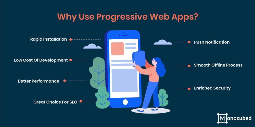 why use progressive web apps?