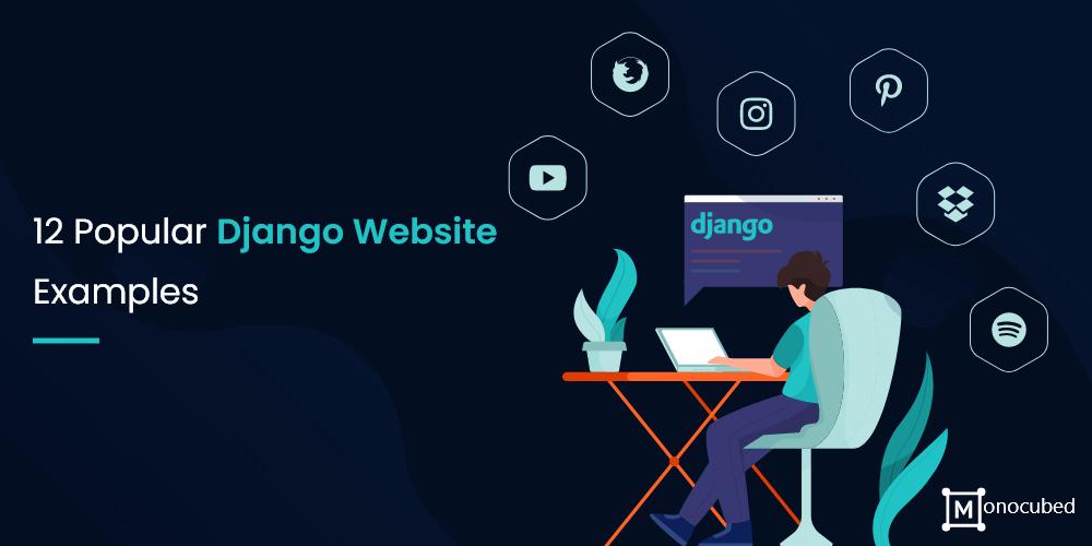 12 popular django website examples