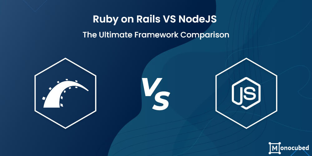 ruby on rails vs nodejs