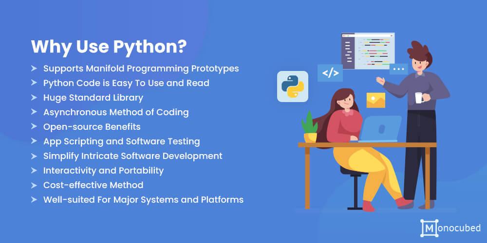 why use python?