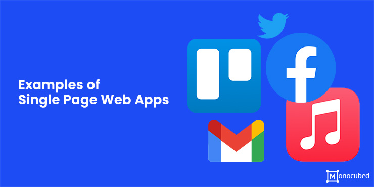 examples of single page web apps