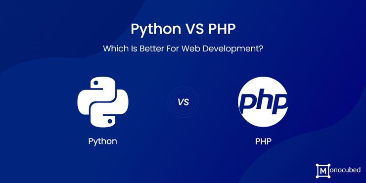 python vs php for web development