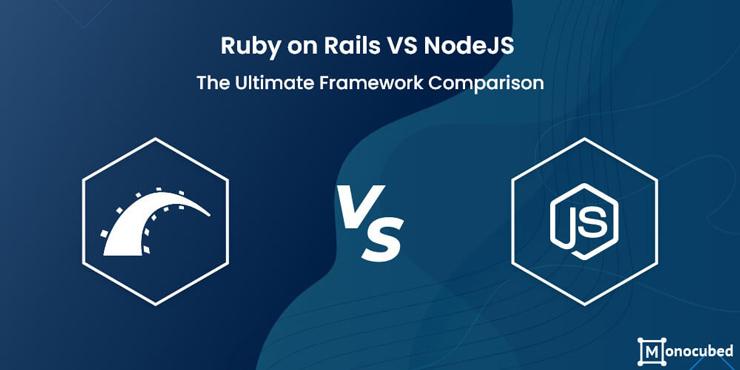 ruby on rails vs nodejs