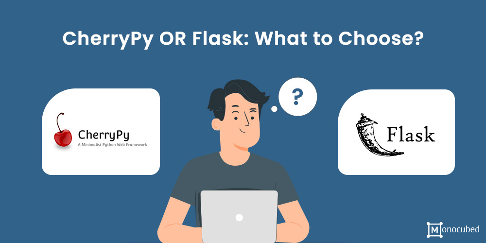 CherryPy OR Flask - what to chosse?