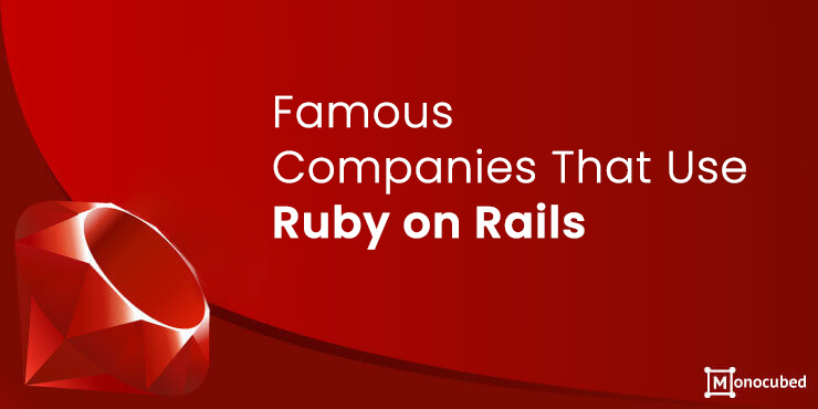 Companies that use ruby on rails