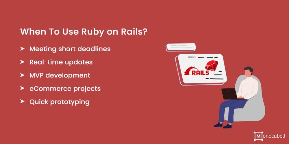 When To Use Ruby on Rails?