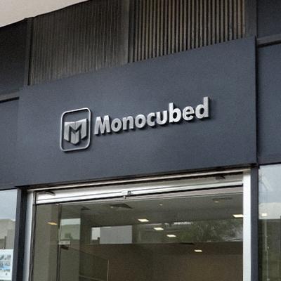 Monocubed logo