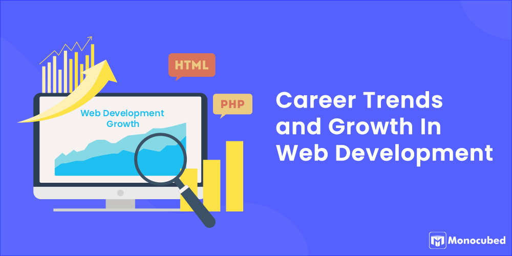 Career Trends and Growth In Web Development