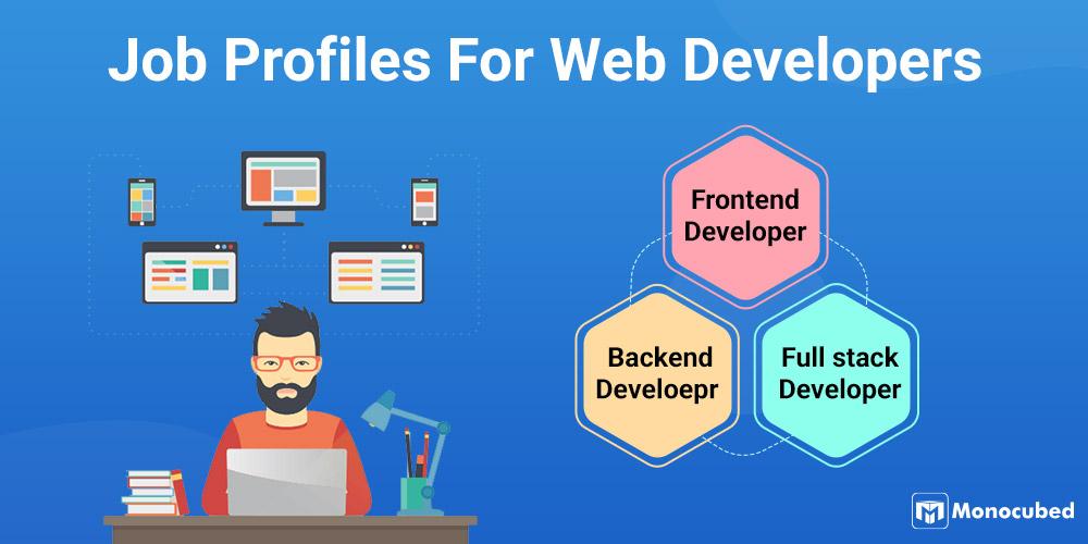 Job Profiles For Web Developers