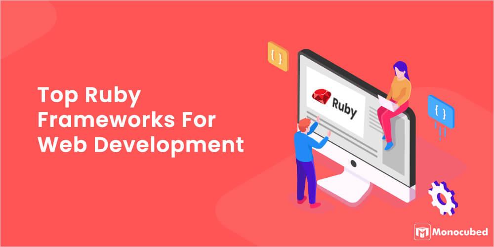 best ruby frameworks for web development