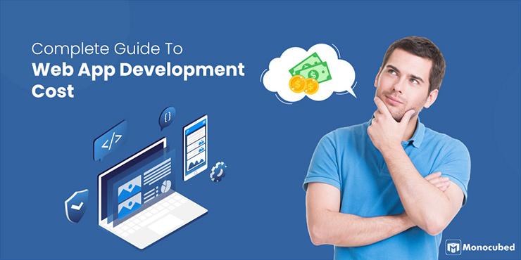 Guide on Web App Development Cost